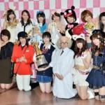AKB48 第6回じゃんけん大会 ② SKE48 NMB48 HKT48 NGT48 乃木坂46 欅坂46