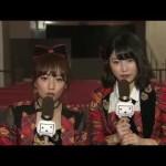 AKB48 高橋みなみ 最後の握手会にて生インタビュー 2015/11/23