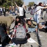 首都中枢で爆発、28人死亡=軍のバス標的、テロか―トルコ