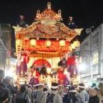 埼玉の秩父夜祭りが無形文化遺産に登録